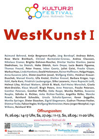 Westkunst 1 (Ausstellung zum Kultur21 Festival)