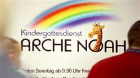 Kindergottesdienst Arche Noah - logo