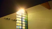 Gottesdienstsaal Erlöserkirche München