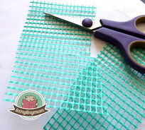 How to make a Quiet book. Tipps . Mesh hidden treasure