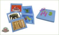Spielbuch basteln Hologrammbuch 3D Buch