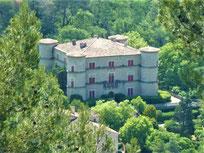 Le château de Valbonnette