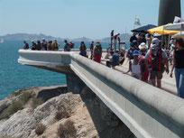 Marseille à pied : 1° juin 2014