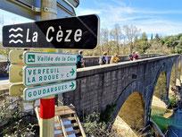 WE entre Cèze et Ardèche : 23 et 24 mars 2019