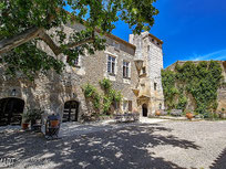 Château Petit Sonailler, XII° S et maintenant domaine viticole