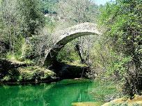Pont de Tuves - Gorges de la Siagne