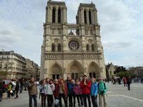 Séjour Randonnée à Paris : 26 au 29 mars 2015