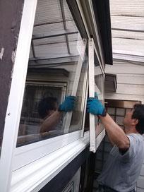 窓の断熱リフォーム