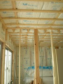 外壁、屋根・天井又は床の断熱改修