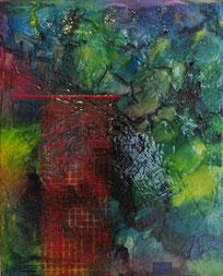 nimbes peinture abstraite daluz galego