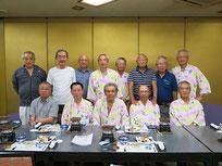 10月8・9日広島の 「みはらし温泉夢の宿」にてS40年から 48年卒までのOB 13人で交流会を行いました。 広島在住の方にお世話になり、関東、四国から集まったものです。