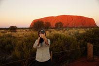 Uluru-Kata Tjuta National Park, Reisebericht Australienurlaub