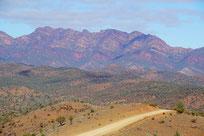 Flinders Ranges, Australien-Rundreise
