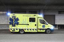Ambulanzfahrzeuge