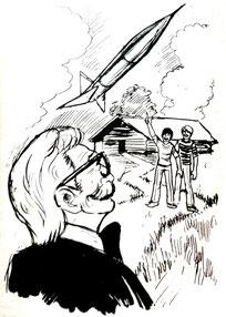 Dr. Brocker - Das Flugzeug ohne Flügel