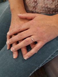 Marcinkowski - Lieblingsteil der Woche - Rauschmayer Brilliantring - Verlobungsring
