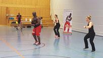 Kantaera-Workshop mit Sekou Kante