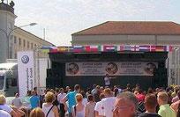 Mobile Bühne Public Viewing