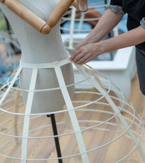 atelier fabrication crinoline