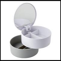 articulos de belleza, cosmetiquera  set de brochas, manicure, set de manicure, espejos, costurero, Promocionales Alexa