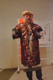 加藤敬人氏の写真