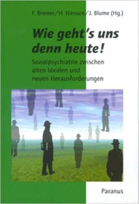 Sozialpsychiatrie, Paranus Verlag, Hartwig Hansen, Herausgeber