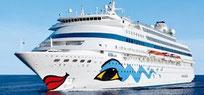 AIDA Kreuzfahrten Angebote Karibik Asien Ostsee