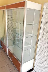 Vitrinas aparadoras, vitrinas para regalos, vitrinas de aluminio