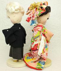 ブライス ウェルカムドール、Blythe wedding kimono