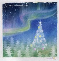 オーロラクリスマス2