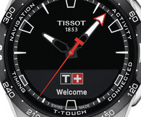 TISSOT T TOUCH SWISS WATCHES