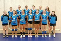 Damen U17 Volley Amriswil