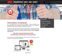 Bild Website www.profis-des-handwerks.de