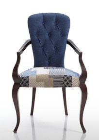 Rossetta modesto navarro sillón clásico