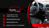 Nizaro Car Marrakech - Maroc on point