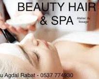 Beauty Hair & Spa Rabat - Maroc on point