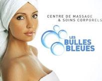 Les Bulles Bleu Casablanca - Maroc on Point
