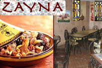 Restaurant Zayna Casablanca - Maroc on Point