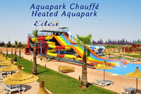 Eden Aquapark Marrakech - Maroc on Point