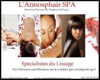 L'Atmosphair Spa Rabat - Maroc on point