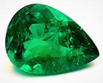 Jean a vu Dieu. Assis sur son trône, il a l'aspect d'une pierre de jaspe et de sardoine et le trône est entouré d'un arc-en-ciel semblable à de l'émeraude. L'émeraude est l'une des 4 pierres précieuses, les 3 autres étant le diamant, le saphir et le rubis