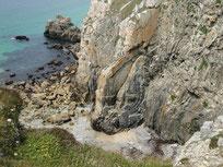 Küste der Halbinsel Crozon
