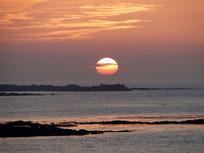 Sonnenuntergang. Geht nicht ohne
