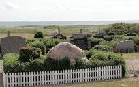 Ein weiterer Friedhof am Ringköbing-Fjord