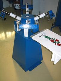 Gebraucht - Handsiebdruckmaschine vom Typ KSD-III- M