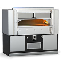 hotelbackofen pizzaofen vapiano Wood Stone Fire Deck 8045