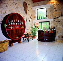 Photo accueil Champagne Gavaudun