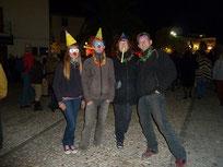 Dominik, Mirian, heike+ Helmut