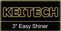 "Keitech 3"" Easy Shiner"