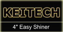 "Keitech 4"" Easy Shiner"